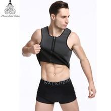 Neopren Männer shapers modellierung gurt taille trainer Taille Cincher männer body shaper bauch unterwäsche mann taille korsett hot former