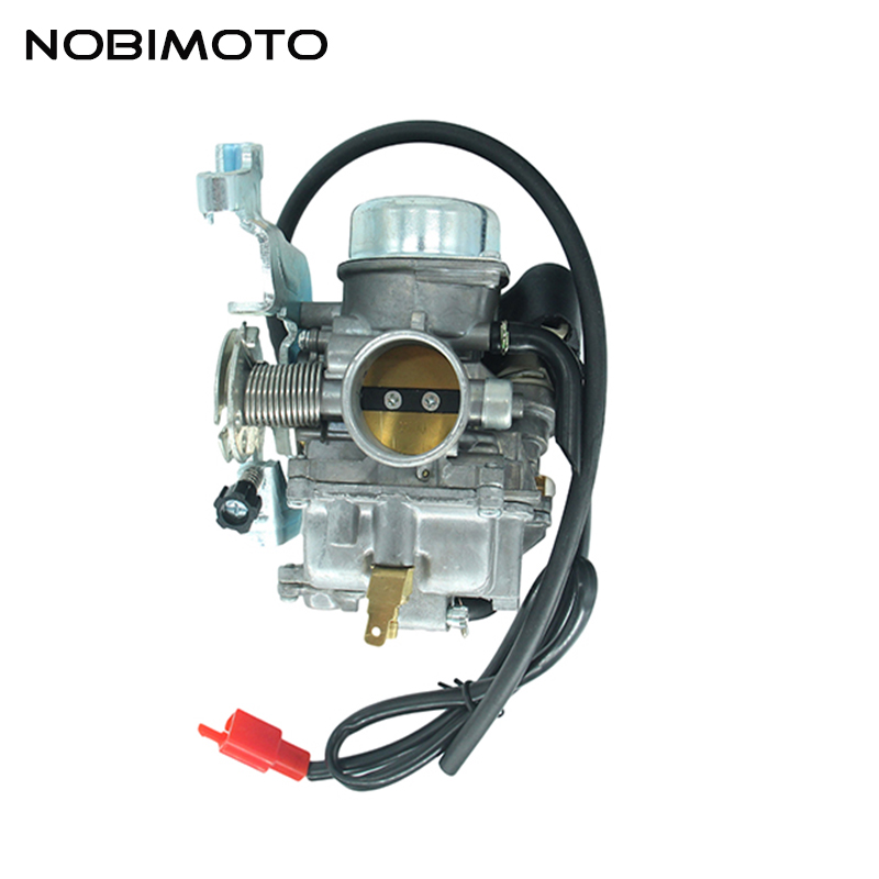Keihin PD31 31mm Electric Trottle Carburetor for Chinese 300cc Feishen Linhai Moped Scooter ATV Motorcycle HK-104-1 таймер tricolor hk atv 10 lr14