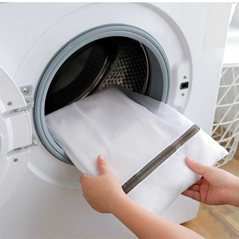 1 Pc Sacos Para Máquinas De Lavar Roupa de Malha de Lavanderia Underwear Bra Saco De Roupa Bra Lavar Roupa Ajuda Saver Lingerie Proteger