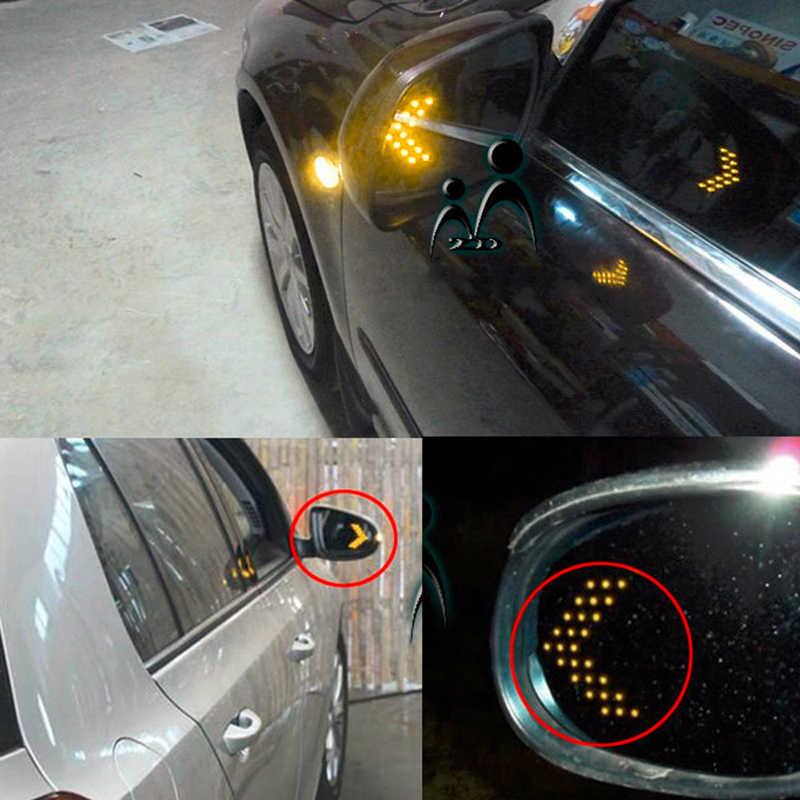 רכב LED Rearview מראה אור לקסוס rx300 is250 gs300 rx rx330 nx gx470 הוא is200 rx350 ct200h lx570 is300 הפעל אות אורות