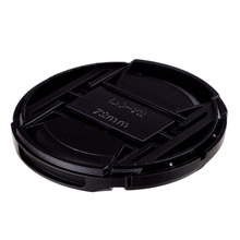 NEW ARRIVAL 50 pcs 72mm Snap-on Front Lens Cap Cover for Camera Sigma Lens free shipping