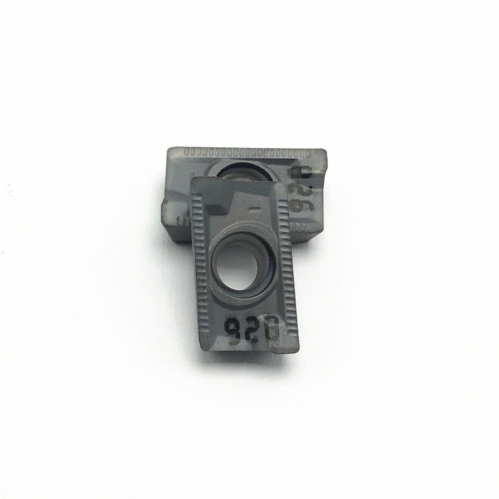 20PCS Iscar APKT1604 PDER 76 IC928 External Turning Tools APKT 1604 Carbide Insert Lathe Cutter Tool