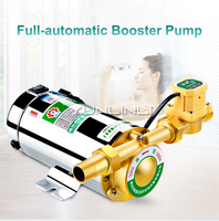 Household Automatic Tap Water Booster Pump Solar Water Heater Silent Small Pipe 220v 280W Pressure Pump RGZ15 20