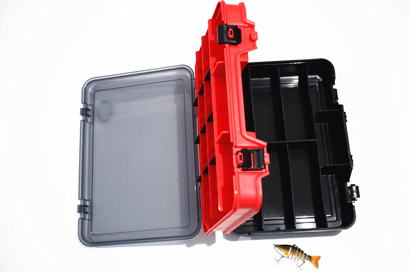 Receptor + 4 Swingers Carpa Pesca Tackles Box