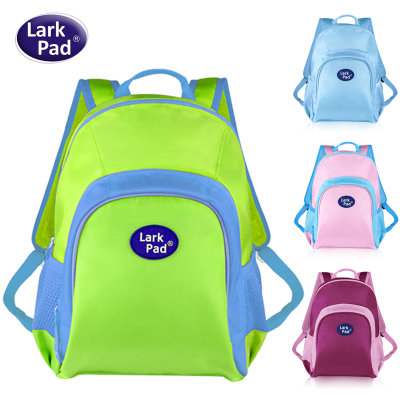 Larkpad 2018 children schoolbag cute baby School bags for Teenage girls boys kids Nylon bag children travel bags for girls wholesale cute oxford 16 inch landscape black bookbag for teenager boys school bags for children schoolbag for kids shoulder bag