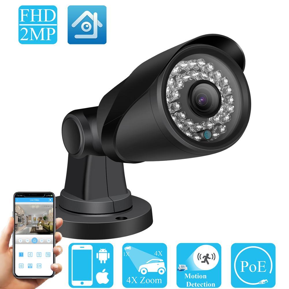 BESDER Auto Zoom 4X Full HD 1080P Sercurity IP Camera Sony IMX307 Sensor 2MP CCTV Monitor