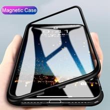 Magnetic Flip Case For Xiaomi Redmi Note 6 5 pro Mi a2 8 lit