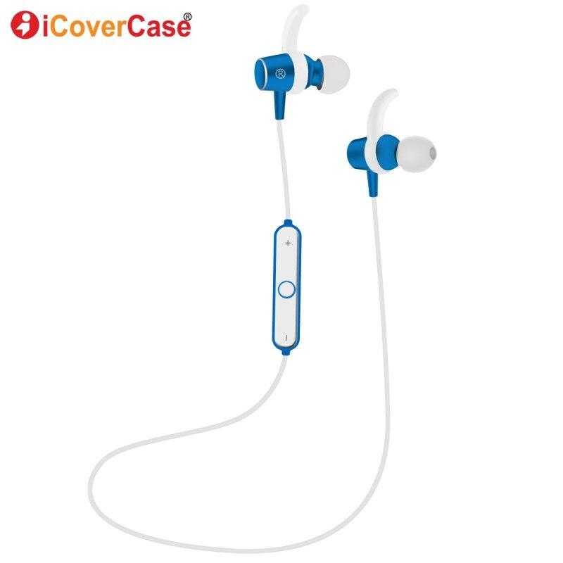 Sports Bluetooth Earphone Wireless Earbud Headset Neckband Headset Portable For LG K7 K8 K4 K10 2017 2016 X Power Leon Headphone