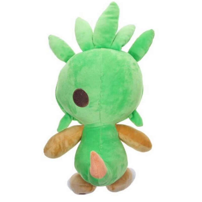 23 ซม./30 ซม.Chespin อะนิเมะของเล่นตุ๊กตาตุ๊กตาตุ๊กตาตุ๊กตาตุ๊กตา XY Chespin Plush ตุ๊กตาของเล่นตุ๊กตาตุ๊กตา