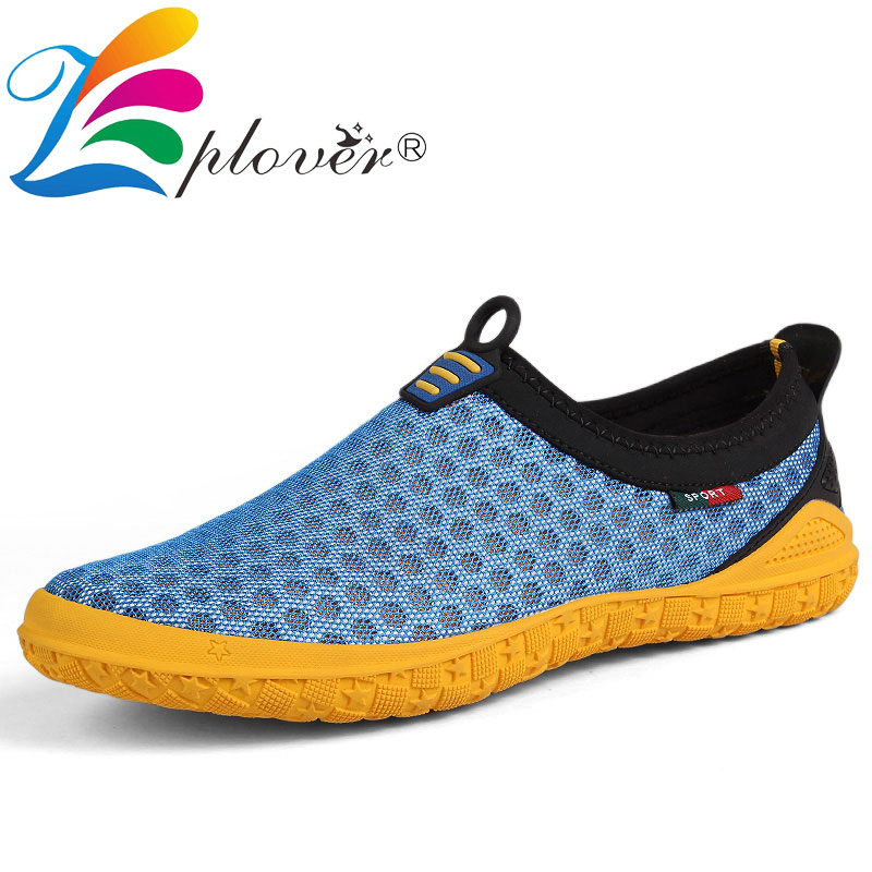 Brand Men Shoes Summer Casual Breathable Shoes Men Loafers Fashion Light Mesh Men Trainers Slip On Flat Male Shoes Footwear summer casual shoes men loafers comfortable slip on flat shoes breathable canvas shoes fashion solid soft light driving footwear