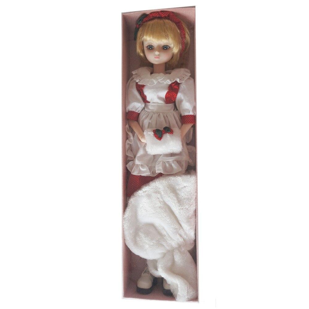 Cosette BJD Winter Puppe Bewegliche Gelenke Home Decoration Mädchen ...