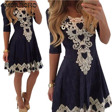 American Made Europe Style Women Dress Sexy Ball Gown Preppy Style Student Fashion Dress Mini G27 35