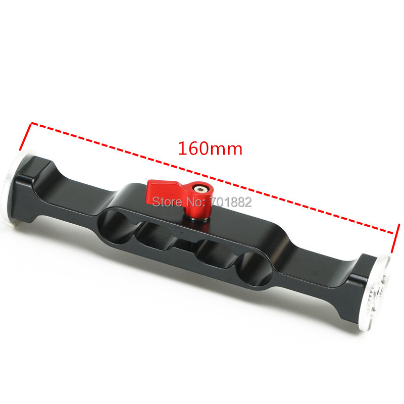 Flying Handheld Grip 15mm Rod Rig Clamp (5)