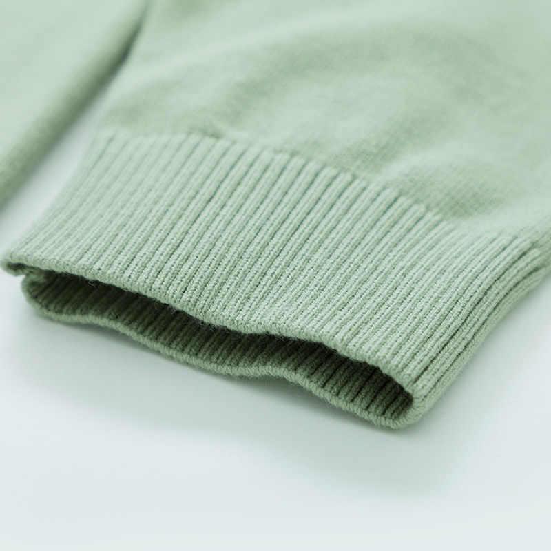 SEMIR Новый брендовый шерстяной мужской свитер 2019 осенний Модный вязаный пуловер с длинными рукавами мужской кашемировый свитер одежда высокого качества