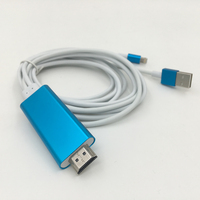 2M Lightning To HDMI Cable 1 4V 1080P 3D For IPad Mini Air Apple 5 5S