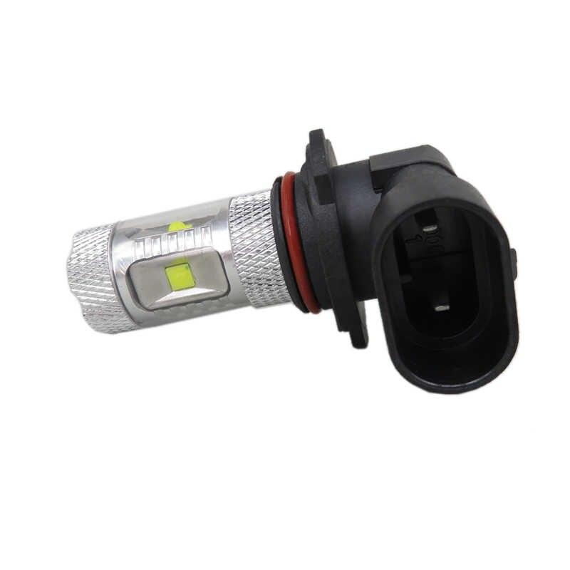WLJH 2x 30W 9006 HB4 Epistar Led Chip Car DRL Fog Driving Lamp Light Bulbs for Subaru Forester Impreza 2013 2012 2011 2010