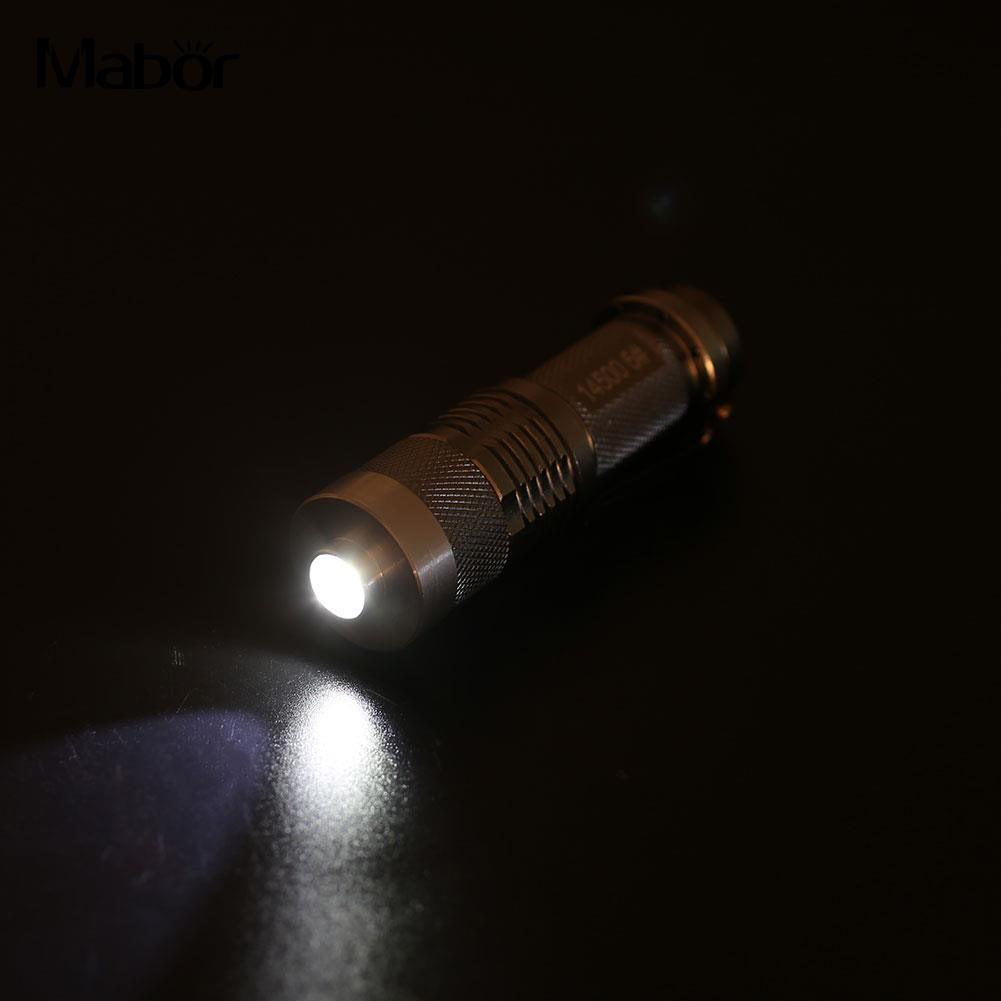 4W Portable Handheld LED Cold Light Source Match 400lm Metal Fit For Endoscope