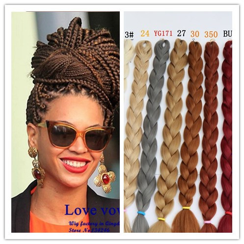 Popular Expression Hair Braids-Buy Cheap Expression Hair ...