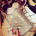 Designer Luxury Glitter Jelly Bag Elegant Women shoulder bag Silicone Case Chain bag Bolsa