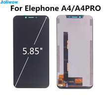 FOR elephone A4 A4 PRO LCD Display+Touch Screen Digitizer Assembly Replacement Accessories For phone FOR elephone A4PRO LCD for elephone p6000 pro lcd display touch screen tools 100