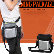 Pet Accessories Dog Agility Training Treat Bags Doggie Feed Pocket Snack Reward Pouches Portable Interactive Waist Bag