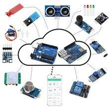 Para Arduino Starter kit IoT Internet de Las Cosas de Android iOS de Control Remoto