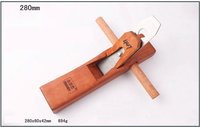 280MM 11INCH Long Fist Class Rose Wood And Edged Blade Woodworking Plane Carpenter Plane Hand Tool