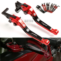 For Bajaj Pulsar 200 NS RS AS 200RS 200AS 2015 2016 200NS 2012 2015 Hot CNC Motorcycle Foldable Extending Brake Clutch Levers