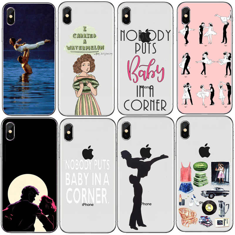 Movie Dirty Dancing High Quality Classic Phone Accessories Case For Iphone Xs Max Xr 8 7 6 6s Plus X 10 5 5s Se 5c Coque Shell Aliexpress
