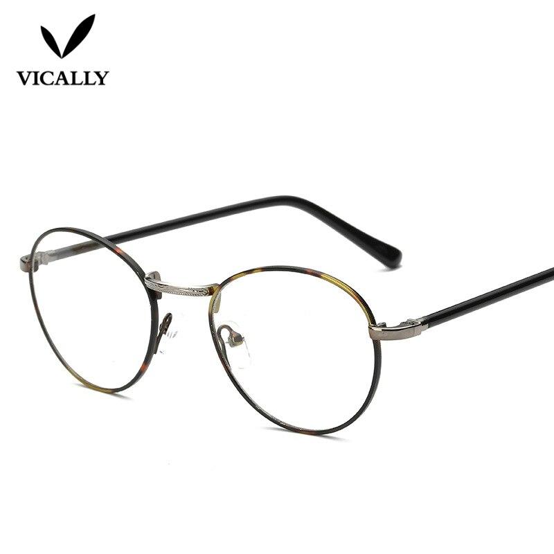 Weinlese Klare Linse Rahmen Brille Klare linse Trendy Brille für ...