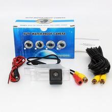 Автомобиля Камера Заднего Вида Для Peugeot 406 407 408/RCA AUX Проводной Или Беспроводной HD Ночного Видения Заднего Вида Парковка камера