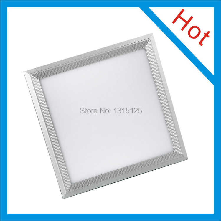 300x300 8W 10W 12W Led panel square ceiling light AC85-265V emergency saving painel led lamp for foyer lighting free shipping