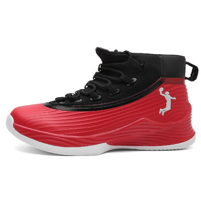 2017 marque hommes respirant Basket-ball chaussures en plein Air haut Air maille SneakersJordan Basket Homme pas cher chaussure