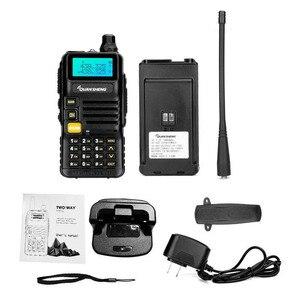 Image 5 - Quansheng UV R50 Walkie Talkie VHF UHF Dual Band Long Range UVR50 Handheld Ham 2 Way Radio UV R50 uv 5r 5W Transceiver Huntin