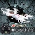 Бесплатная доставка 2.4 Г 4CH 6-осевой X5C X5C-1 Обновленная quadcopter вертолет дрон с 2-МЕГАПИКСЕЛЬНОЙ HD камера VS mjx x101 syma x5c x8w
