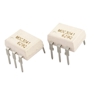 Image 3 - 200 قطعة optocoupler moc3041 dip 6 اتجاهين الثايرستور سائق