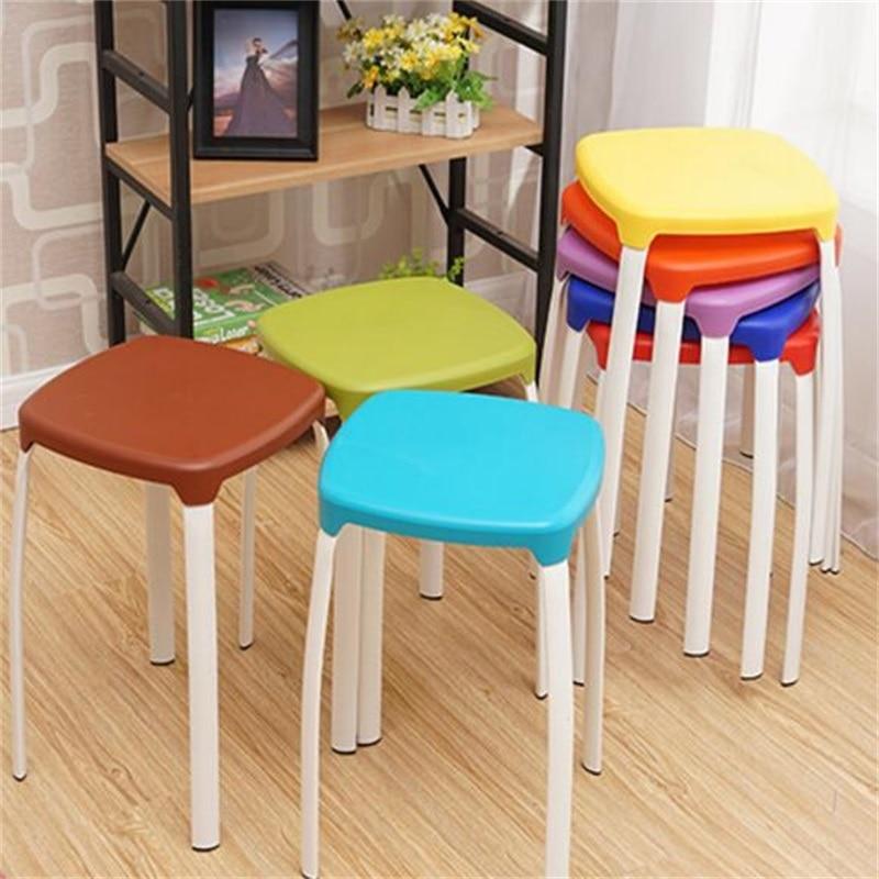 hogar moderno saln comedor fashion cafe bar taburete taburete taburete de plstico