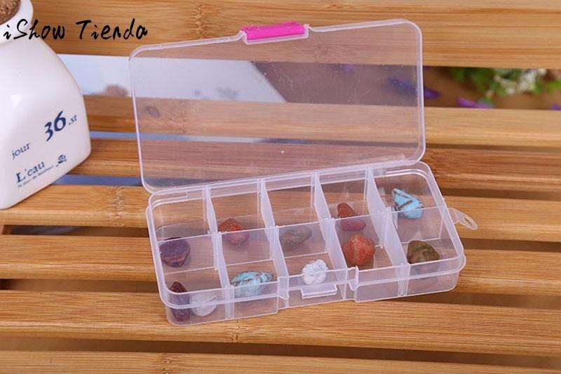 Aliexpresscom Buy 10 Grids Adjustable Jewelry Beads