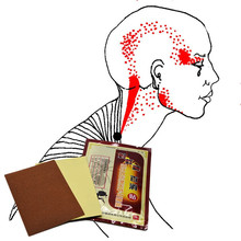DISAAR Far infrared Ant venom Essential Oil heating Patches for Joint Neck Back Body Pain Relaxation Killer herbal patch