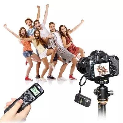 PIXEL TW 283 DC0 Wireless Timer Shutter Release Remote Control For FUJIFILM GFX50S X PRO2 X T2 X T1 X T20 X T10 X R2S X E2 X M1