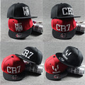 2016 New Children's Baseball Cap Fashion Male Boy Girl Hat Sports Ronaldo Messi CR7 Hip-Hop snapback Gorras