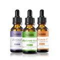 Neutriherbs kit de retinol sérico + suero de ácido hialurónico suero cara superior + suero de vitamina c 3 unids/pack conjunto cuidado de la piel