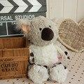 candice guo! New style NICI plush toy cute gray koala soft stuffed doll kids children birthday christmas gift 30cm 1pc