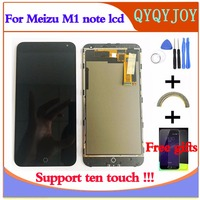 For Meizu M1 Note Touch Screen Digitizer LCD Display For Meizu M1 Note 5 5