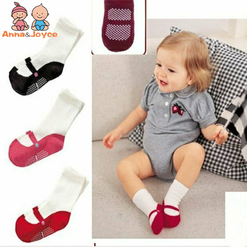 Wholesale!10 Pairs/lot  Cotton Imitation Shoes / Socks / Children Socks All-match Ballet Dance Socks