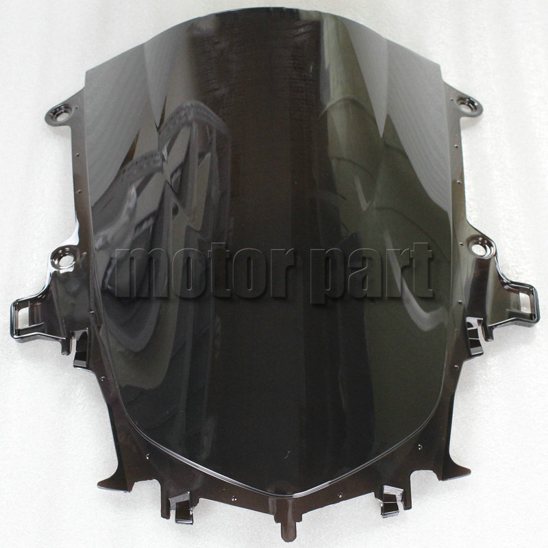 Image 3 - Motorcycle WindScreen Windshield Wind Screen For 2015 2016 2017 2018 16 17 Yamaha YZF 1000 R1 R1M R1S YZF R1 YZF R1M Black Smoke-in Windscreens & Wind Deflectors from Automobiles & Motorcycles