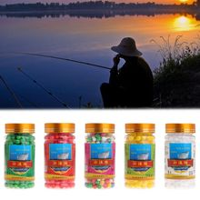 OOTDTY Foam Beads Carp Fishing Bait Lure Tackle Beans Floating Rigging Ball Accessories