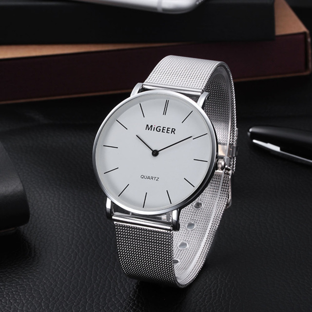 Fashion Ladies Watches Crystal Stainless Steel watch band Analog Quartz Wrist Wa
