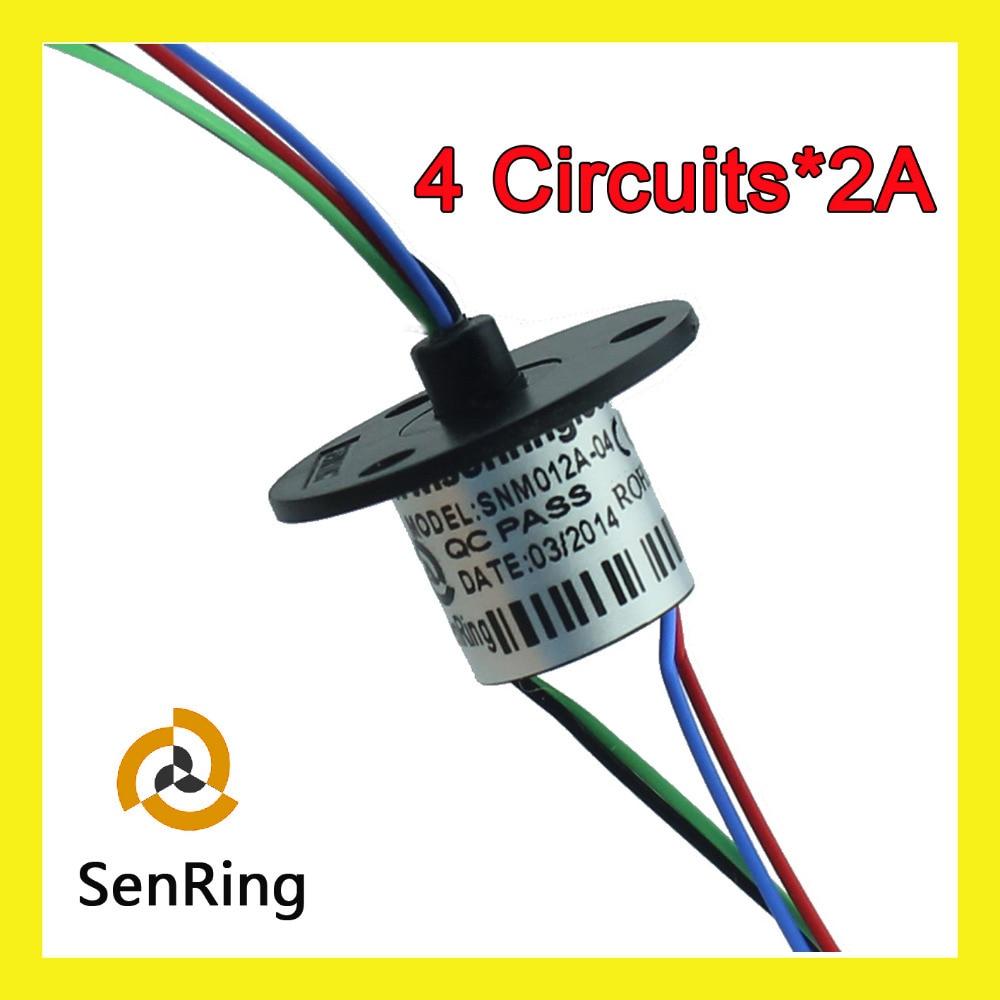 Wire Slip Ring