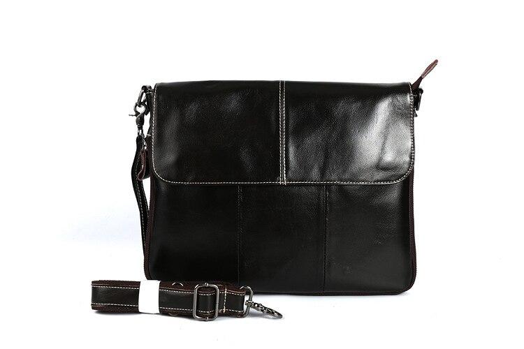 High Quality Genuine Leather Bag Men Handbag Designer Briefcase Men Messenger Bags Shoulder Bag Famous Brand Men Bag
